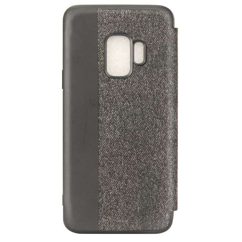 Felixx Book Tasche Sienna Samsung Galaxy S9 Schwarz