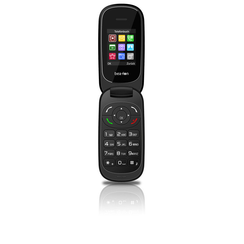 Beafon C220 schwarz