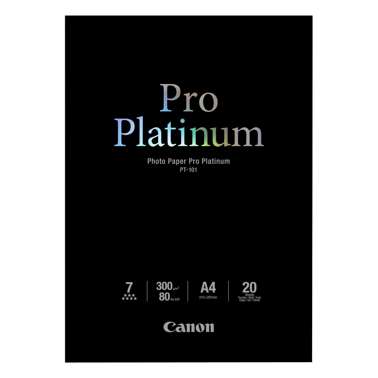 Canon Photo Papier A4 1x20 300g