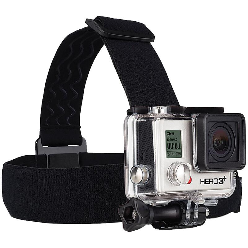 GoPro Headstrap + QuickClip