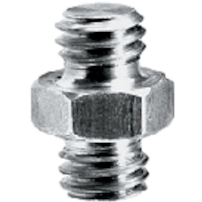 Manfrotto 125 kurzer Adapter Spigot