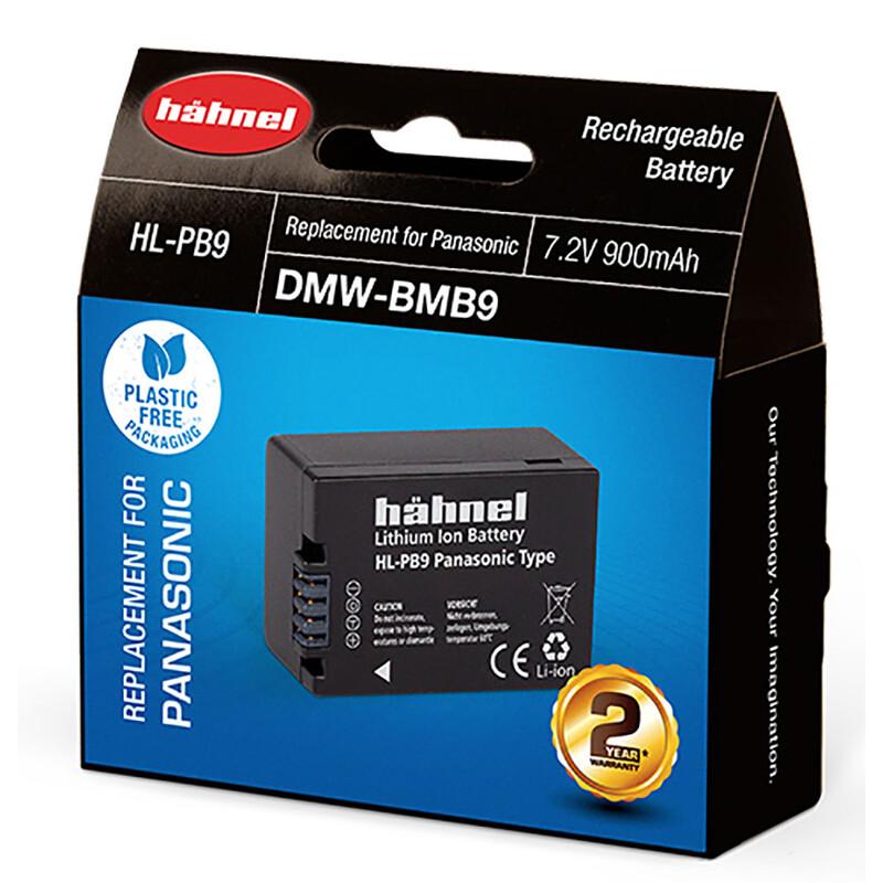 Hähnel Panasonic DMW-BMB9E Akku