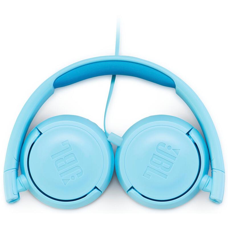 JBL J300 Kids On-Ear Kopfhörer Eisblau