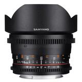 Samyang MF 10/3,1 Video APS-C