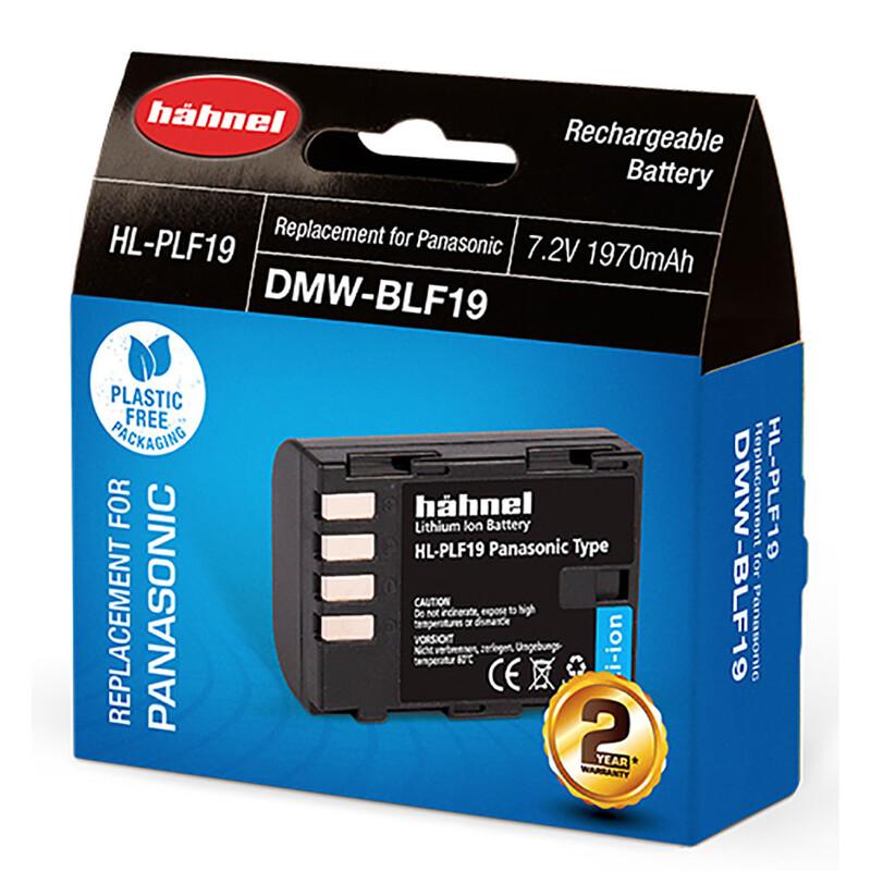 Hähnel 16232 Akku Panasonic DMW-BLF19