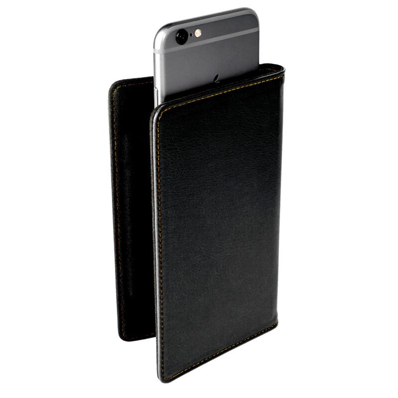 Axxtra Book Tasche Size L bis 142x69x11mm