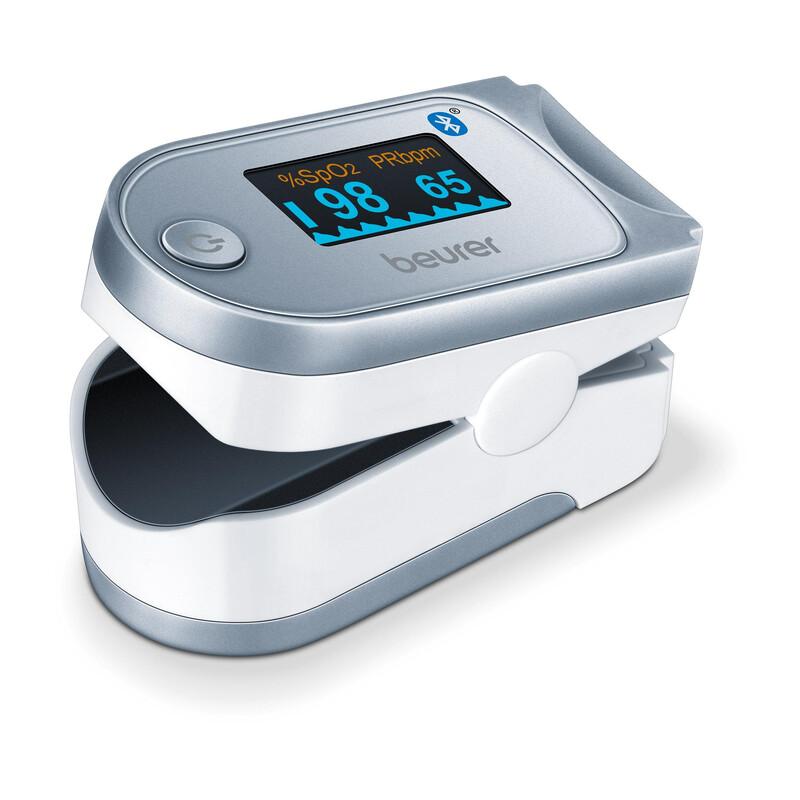 Beurer PO 60 Pulsoximeter Bluetooth