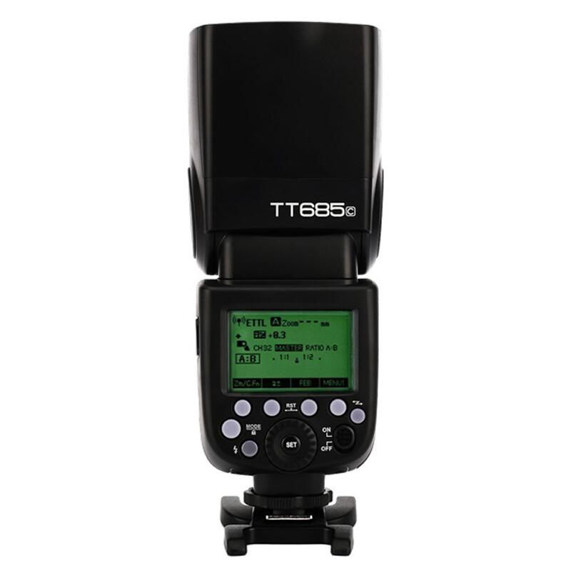 GODOX TT685C Blitz Canon + Godox Softbox Univ.