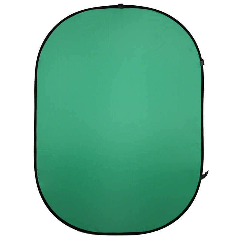 walimex Falthintergrund grün, 150x200cm