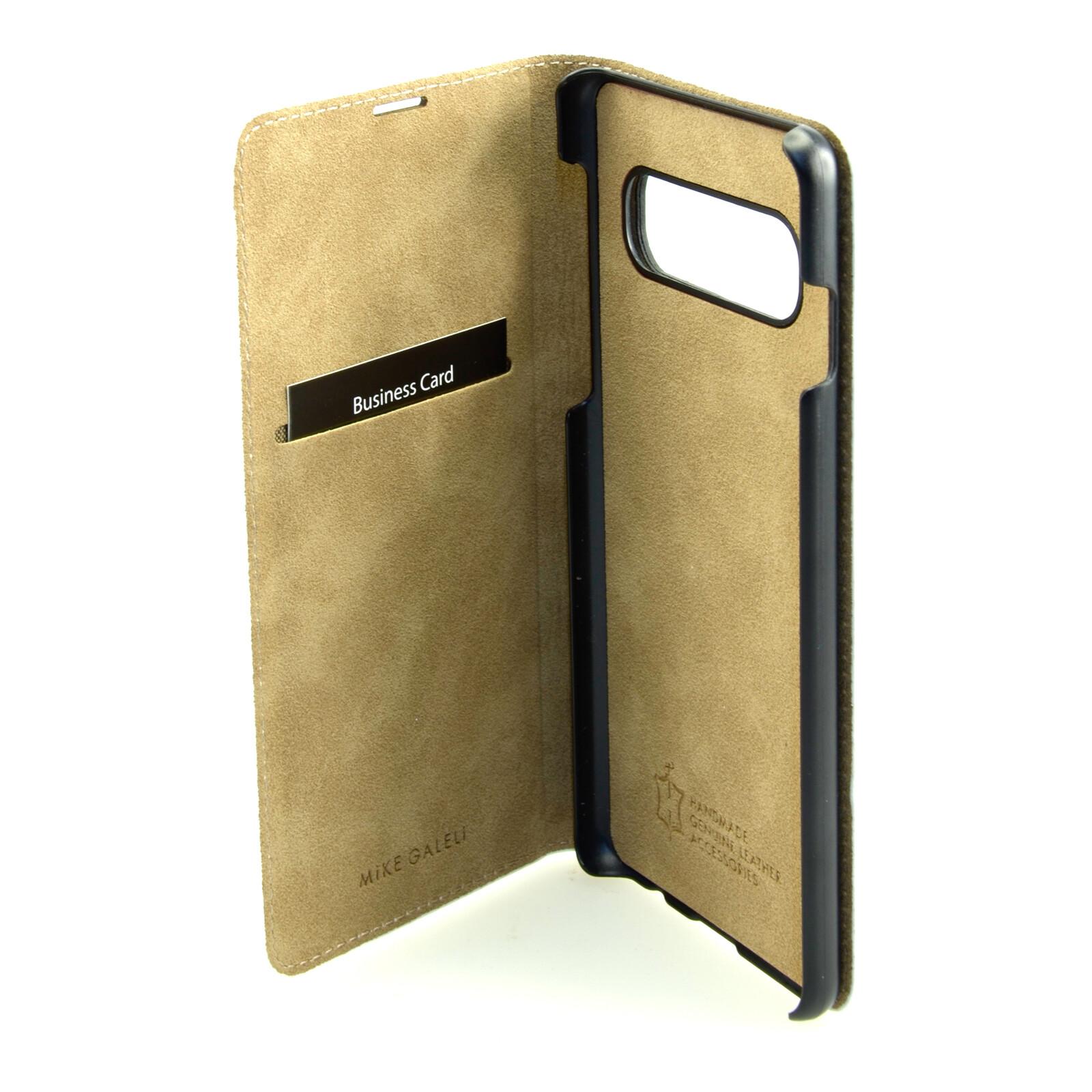 Galeli Book Marc Samsung Galaxy S10 Plus weiß