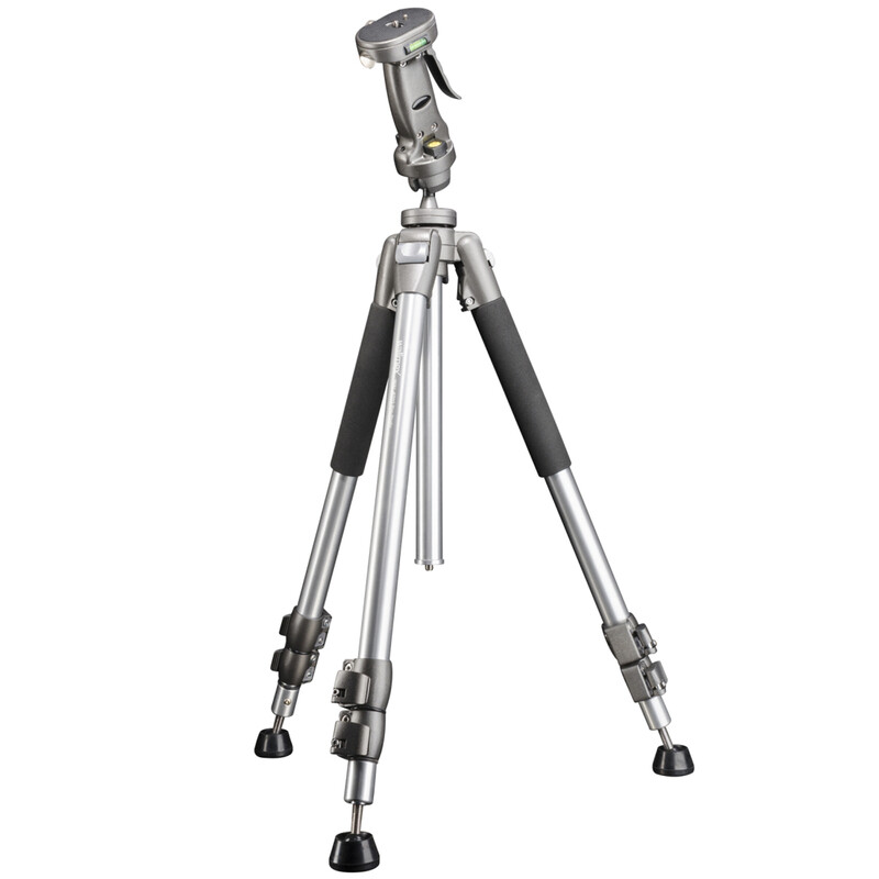 walimex WAL-6702 Pro-Stativ + Action Grip FT-011H