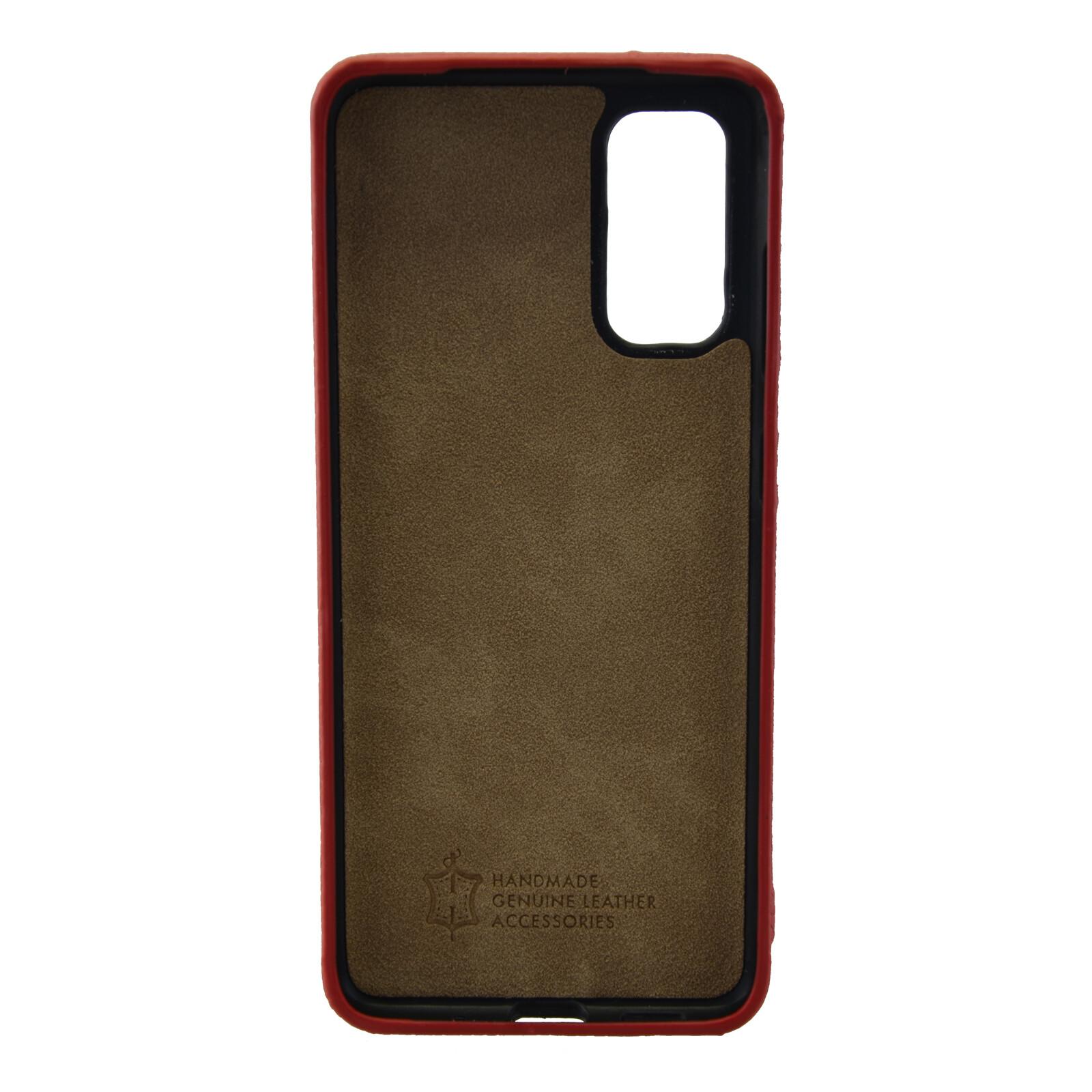 Galeli Backcover FINN Samsung Galaxy S20 rot