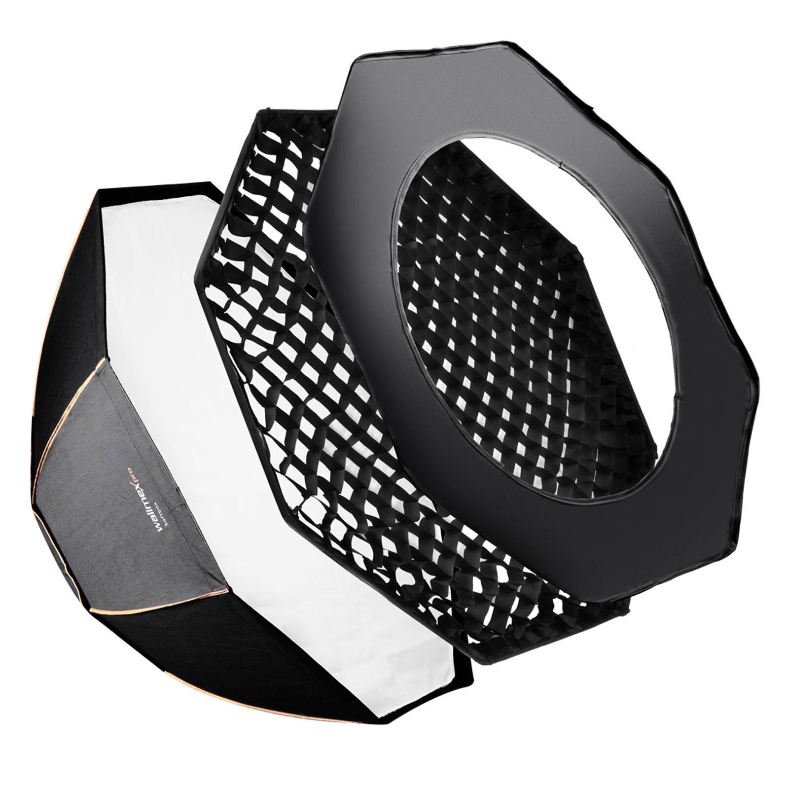 walimex pro Octagon Softbox PLUS OL Ø213 pro&K