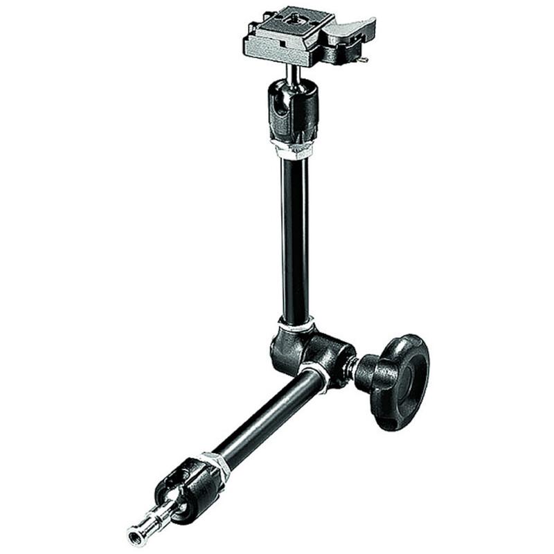 Manfrotto 244RC Foto-Arm mit variabler Friktion und Schnellw