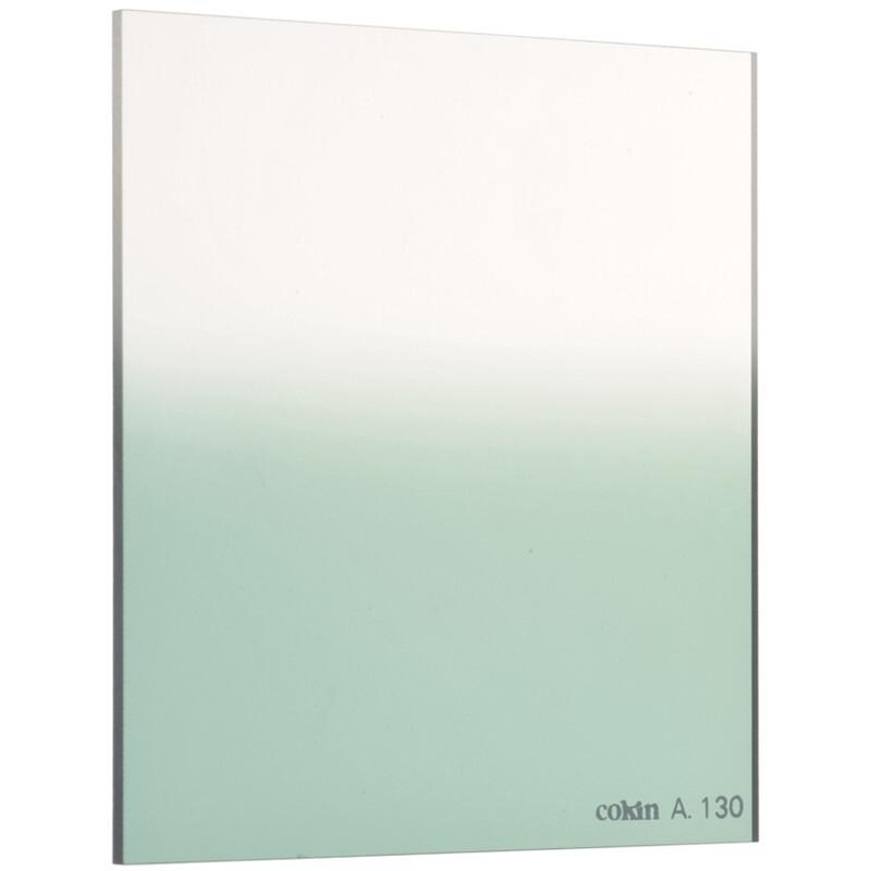Cokin P130 Verlauf Grün 1