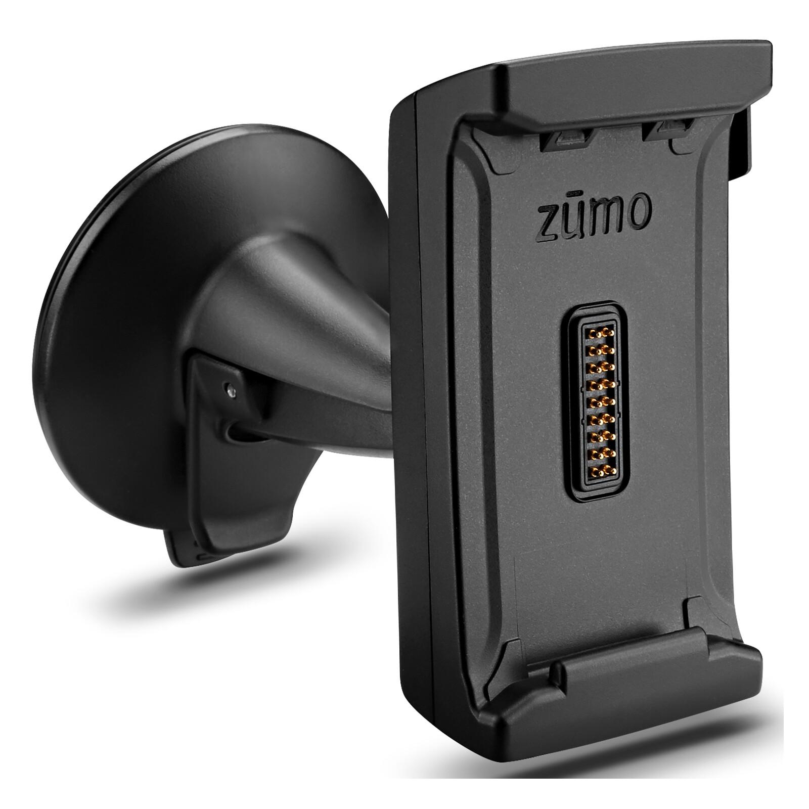 Garmin Zumo 590 Saugfußhalterung