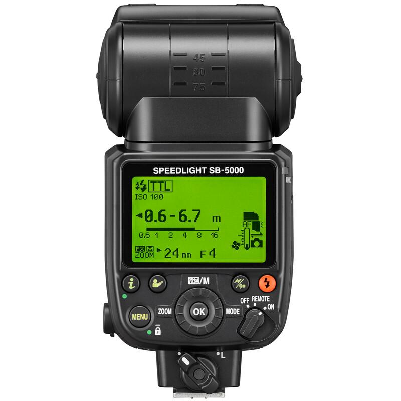 Nikon SB-5000 Blitzgerät