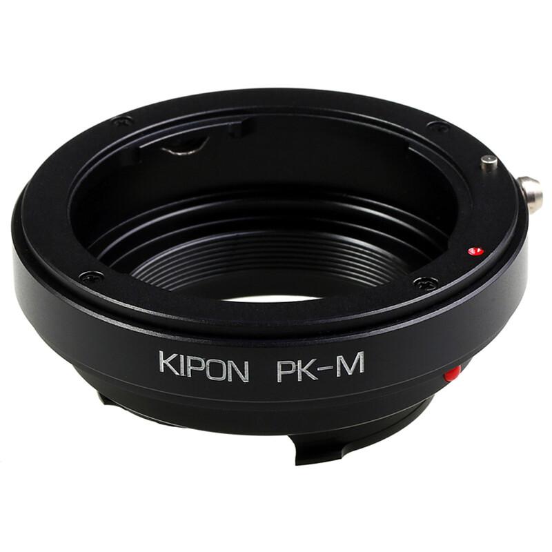 Kipon Adapter für Pentax K auf Leica M