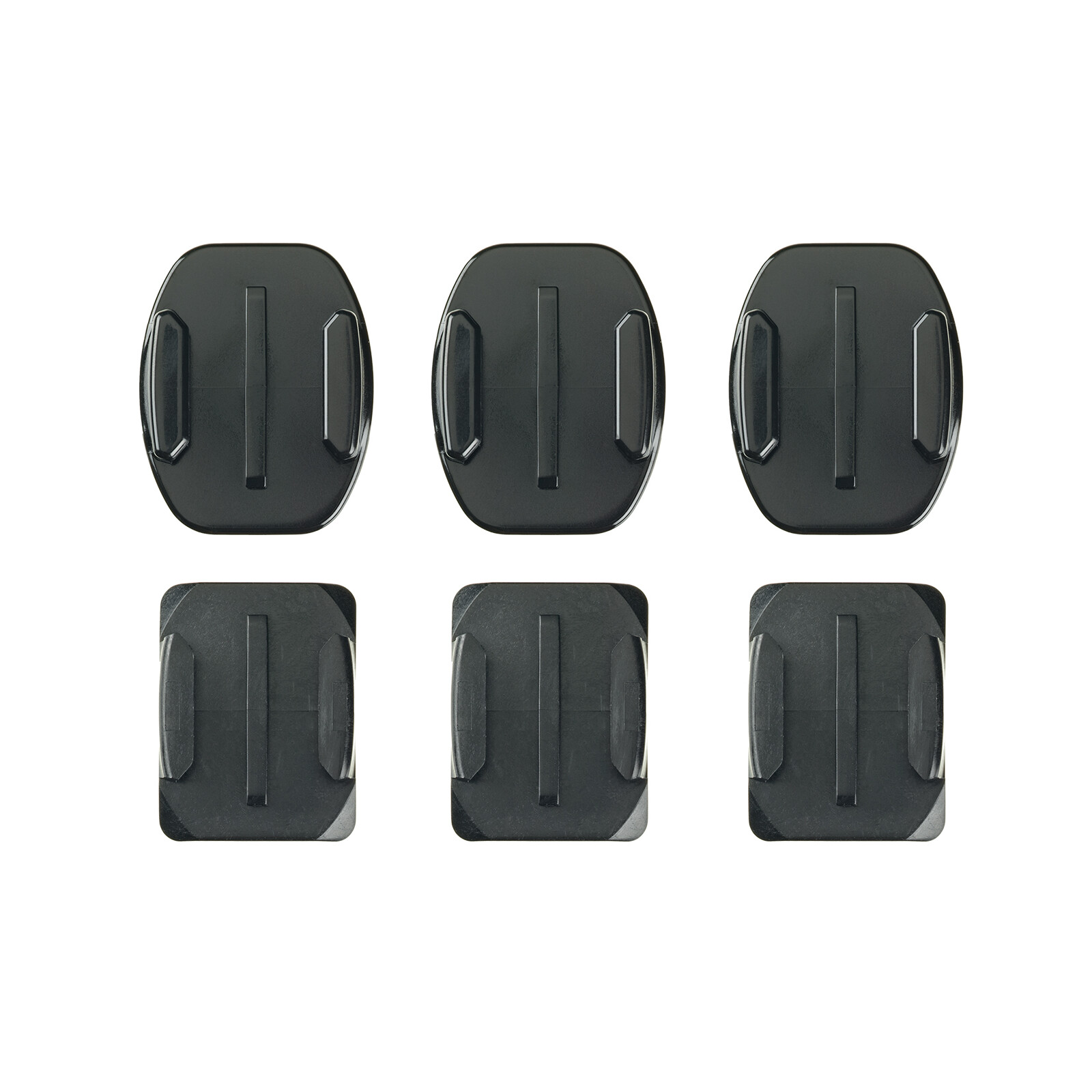 GoPro Flat+Curved Adhesive Mounts
