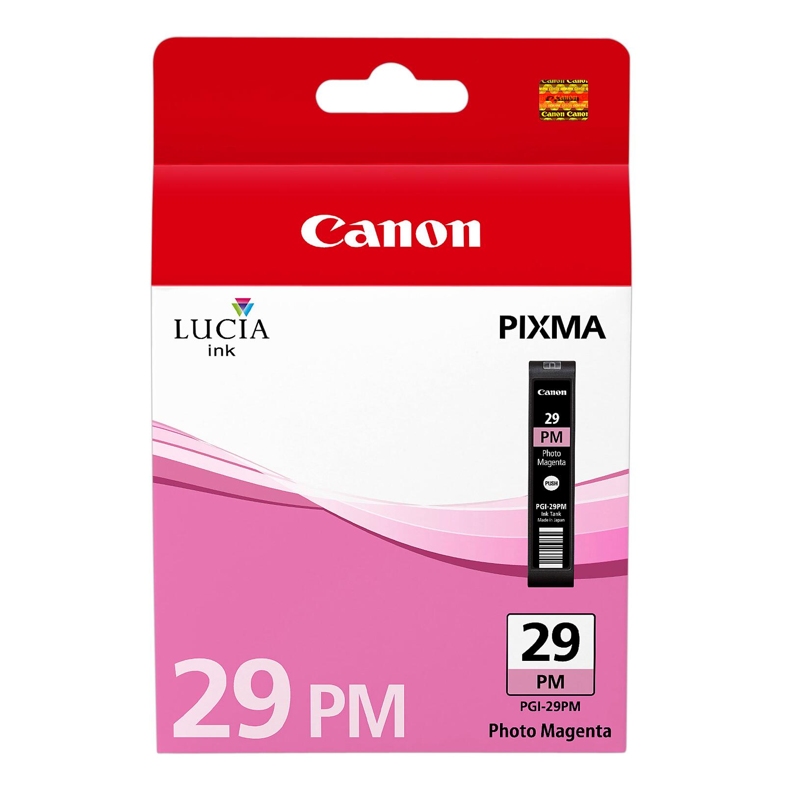 Canon PGI- 29PM Photo Magenta