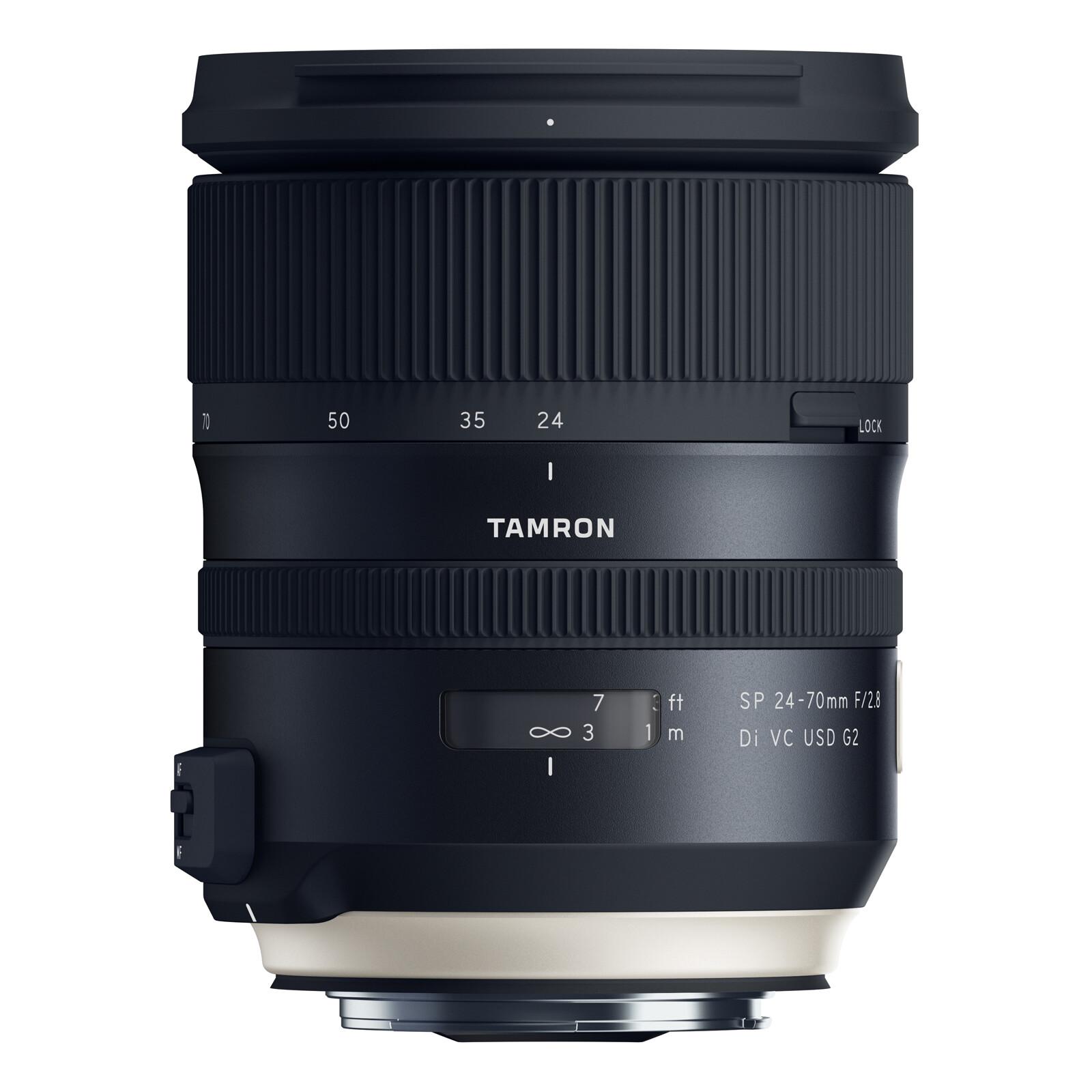 Tamron 24-70/2,8 SP Di VC USD G2 Canon