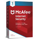 McAfee Internet Security 1 Device (Code in Box)