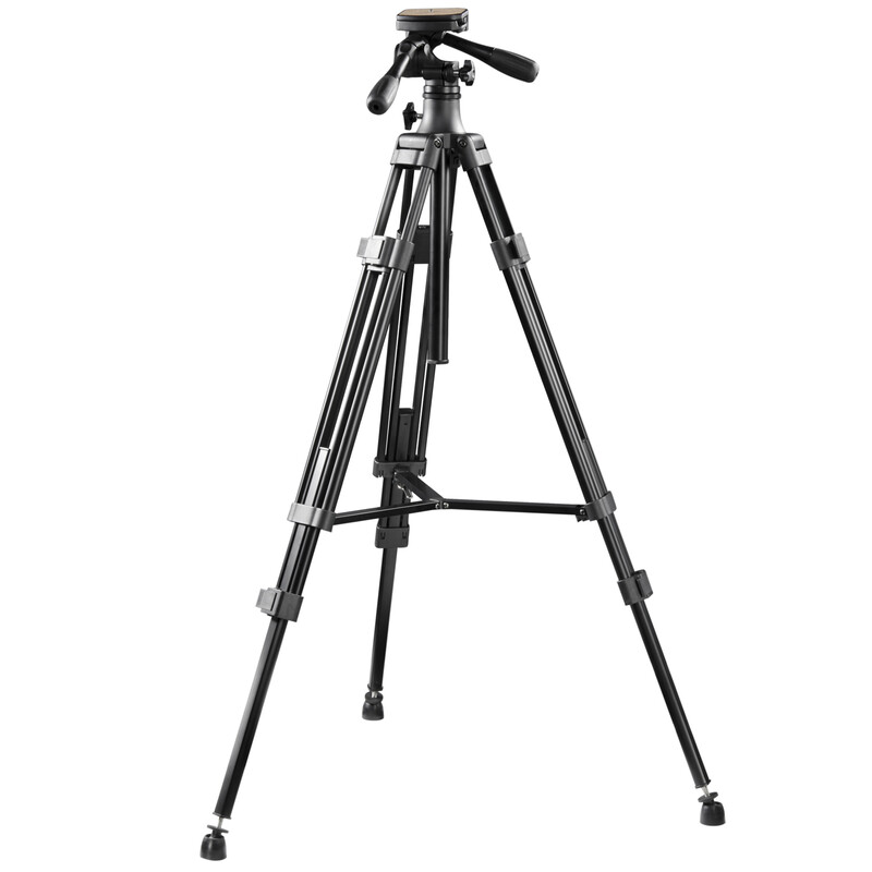 walimex VT-2210 Video-Basic-Kamerastativ, 188cm