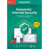 Kaspersky Internet Security 5 Geräte (Code in a Box) 2020