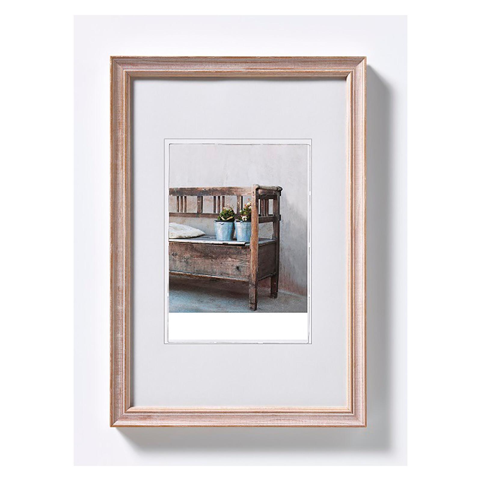 Bilderrahmen Bench 15x20cm Holz braun