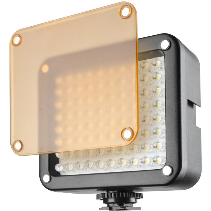walimex pro LED Videoleuchte LED80B dimmbar