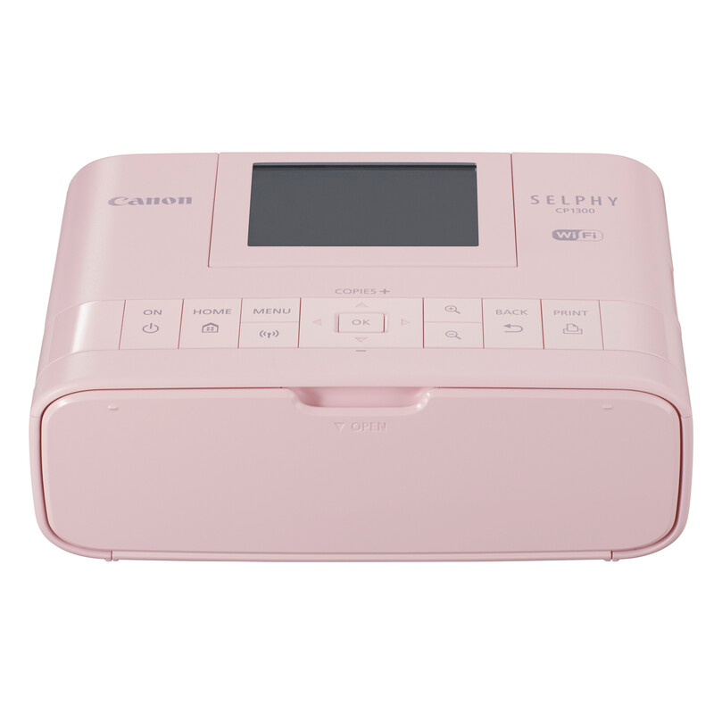 Canon SELPHY CP1300 pink
