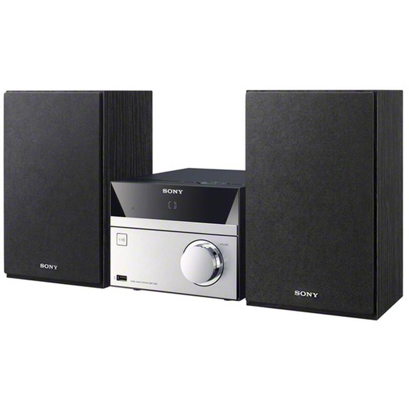 Sony CMT-SBT20B Audio System