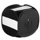 walimex Pop-Up Lichtwürfel 80x80x80cm BLACK