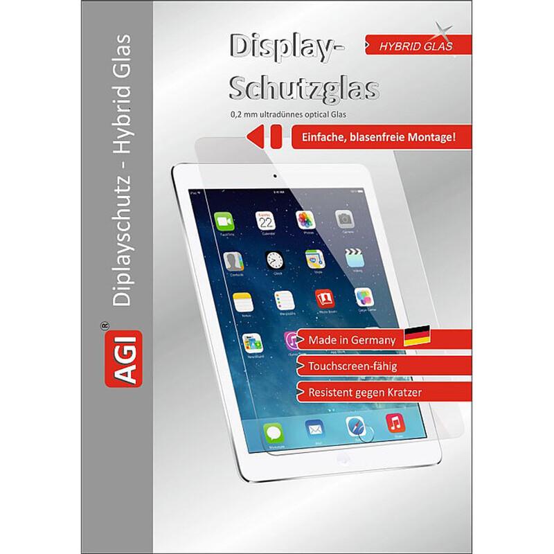"AGI Displayschutzglas Apple iPad 9,7"""