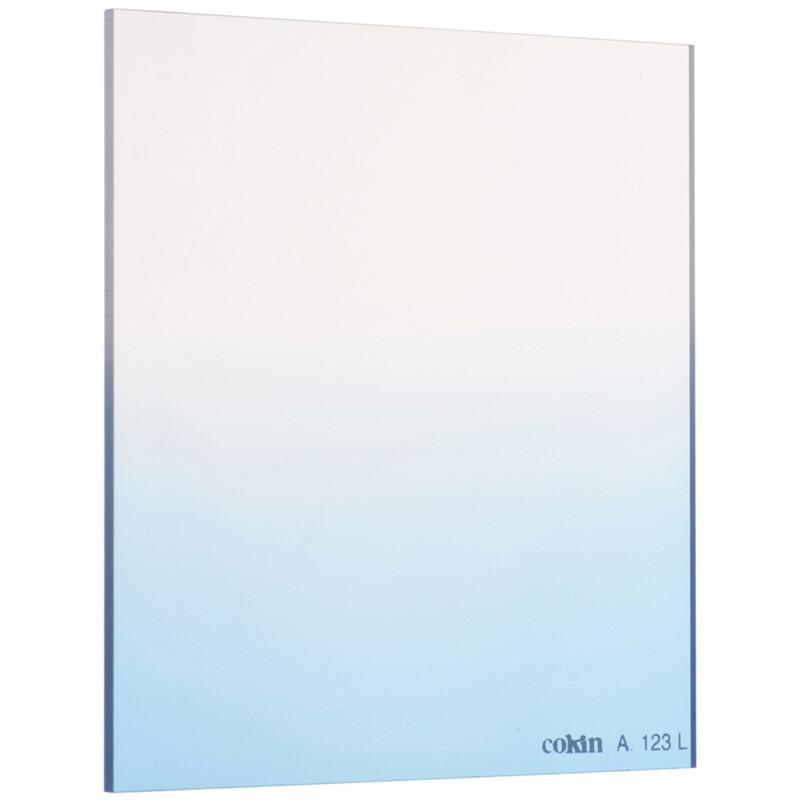 Cokin P123L Verlauf Blau 2L
