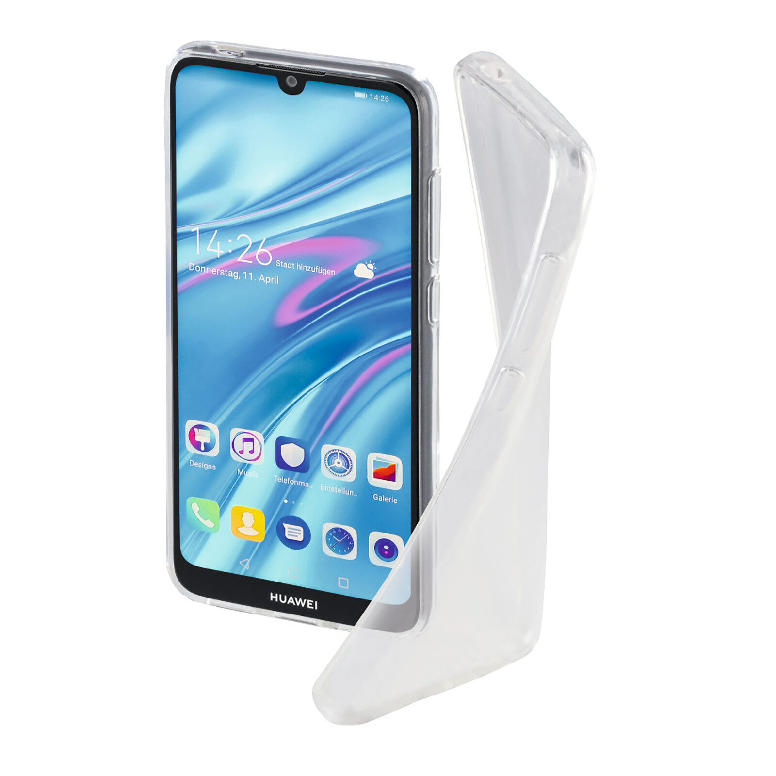 Hama Back Cover Huawei Y6s