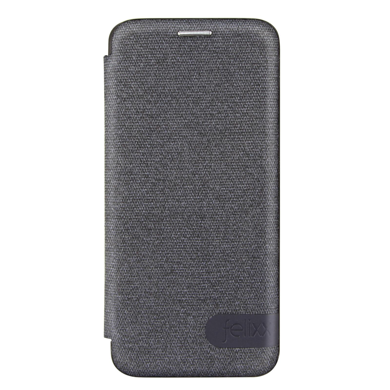 Felixx Book Tasche Sienna Samsung Galaxy S9 Blau