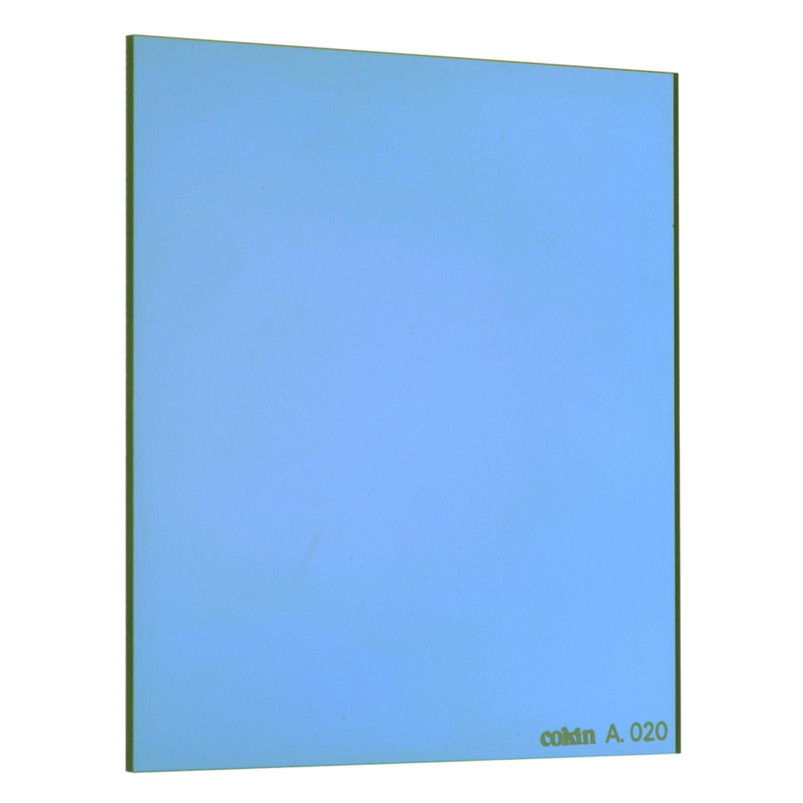 Cokin Z020 Konversion Blau 80A