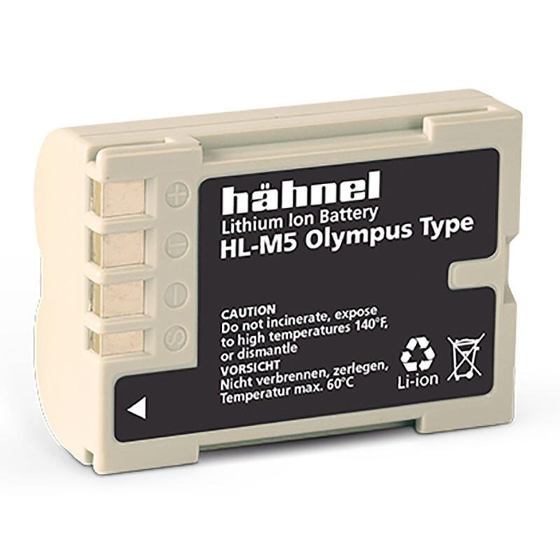 Hähnel Olympus BLM-5 Akku