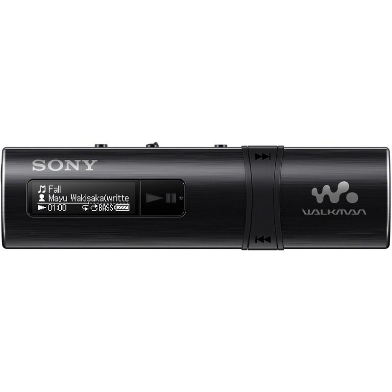Sony NWZ-B183FB 4GB Walkman