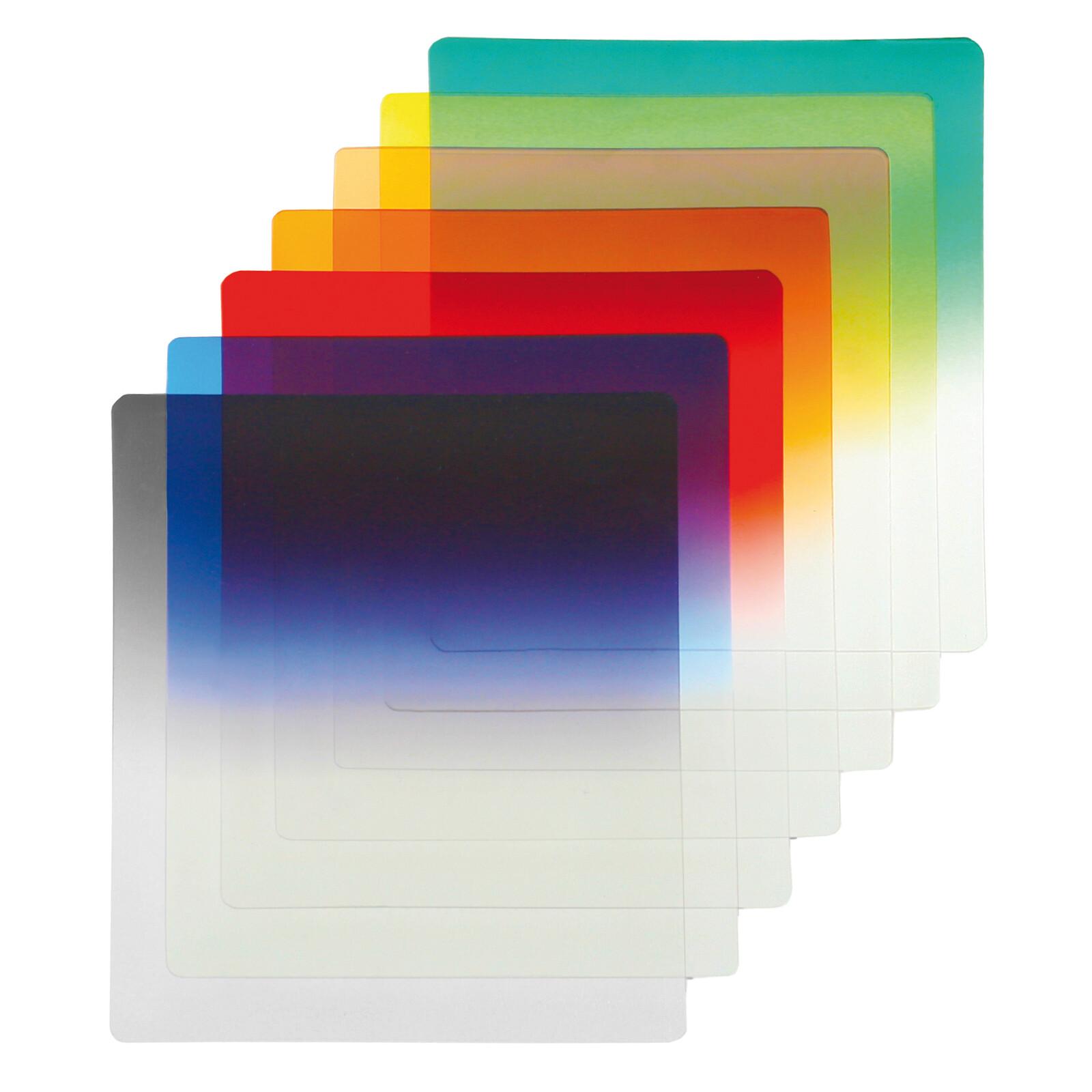 Dörr Go2 Farbverlauf Filter rot
