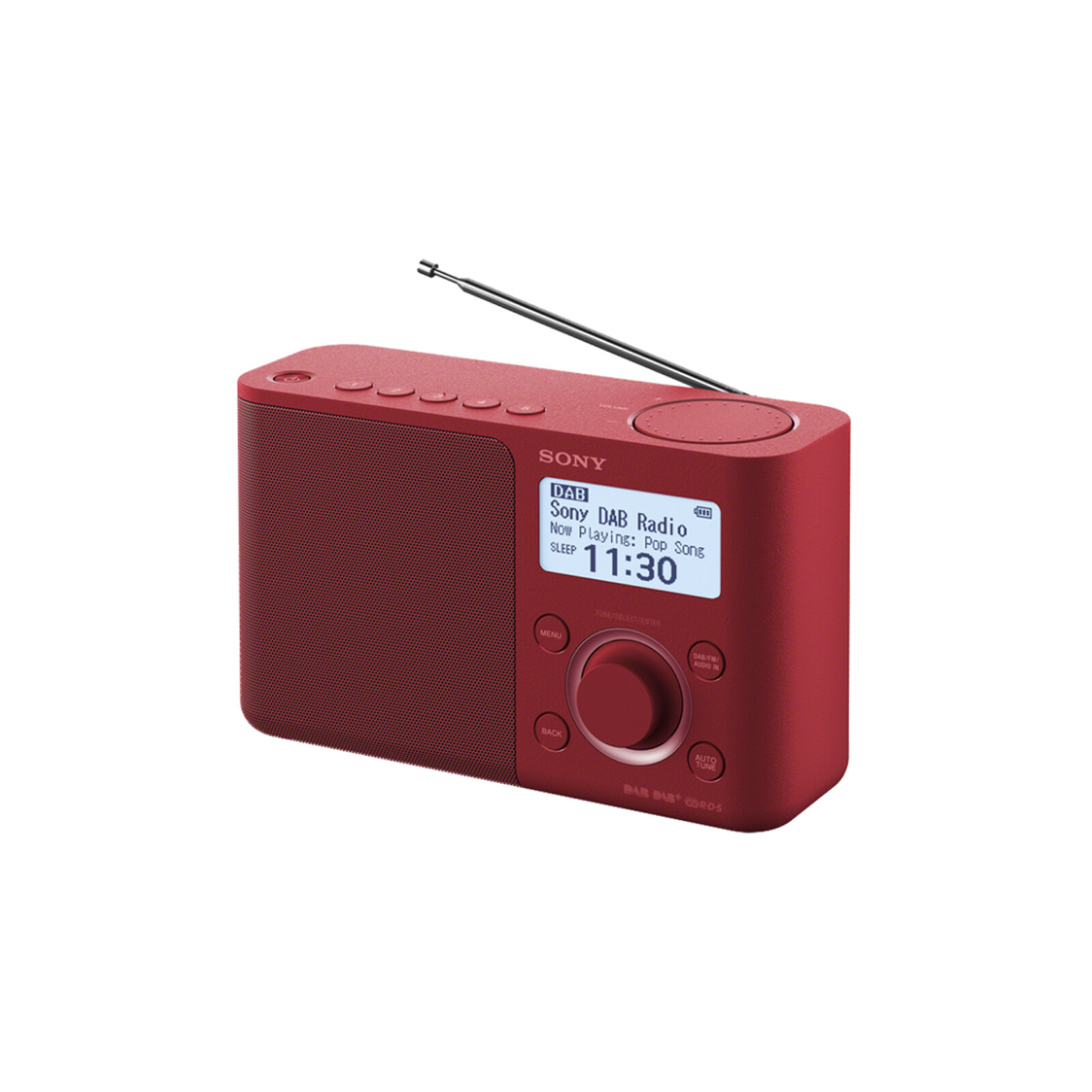 Sony XDR-S61DR Uhrenradio