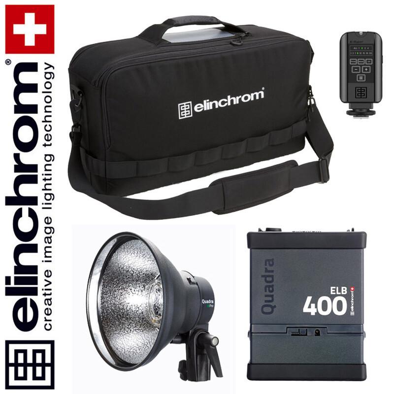 Elinchrom ELB 400-PRO TO GO Set (LI-ION)