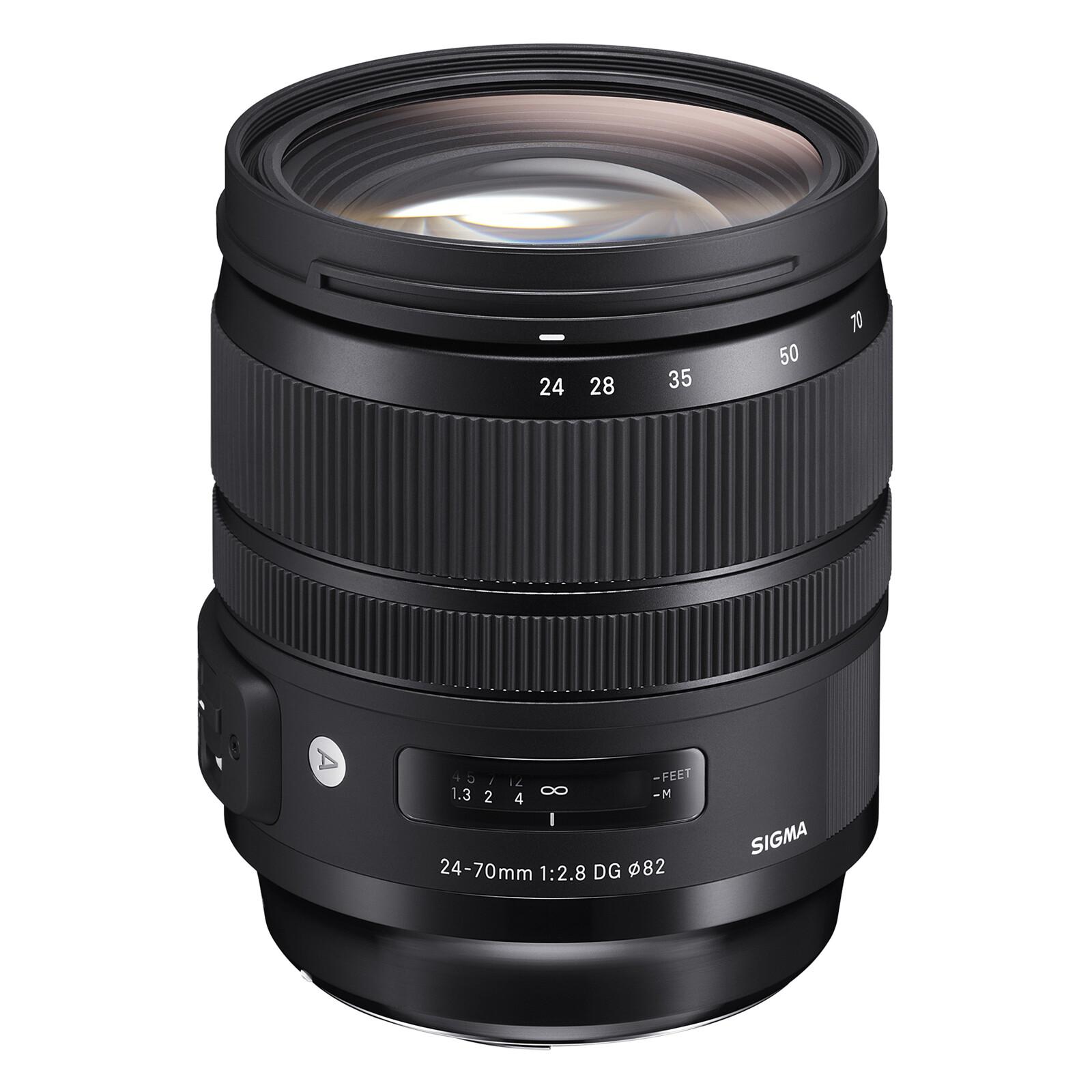 Sigma ART 24-70/2,8 DG OS HSM Sigma + UV Filter