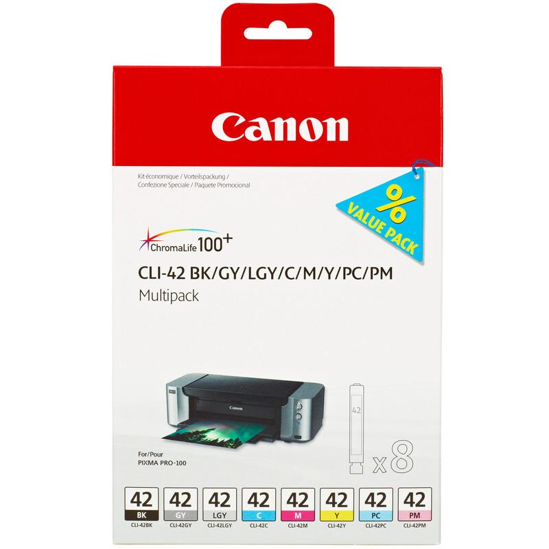 Canon CLI-42MULTI Tinte color