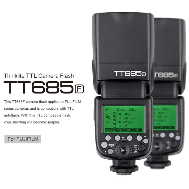 GODOX TT685F Blitz Fuji