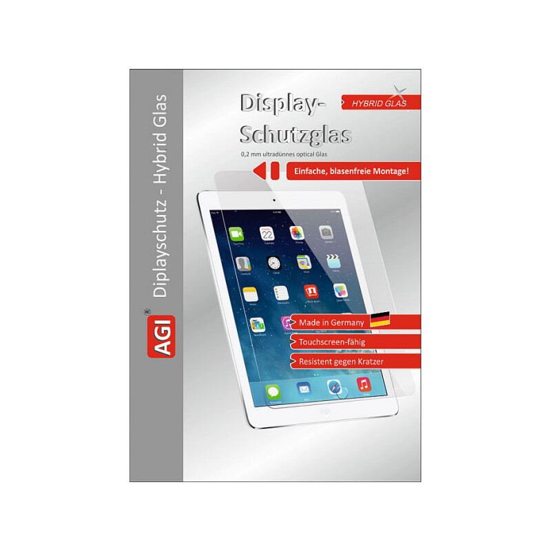 AGI Displayschutzglas Huawei  Media T2