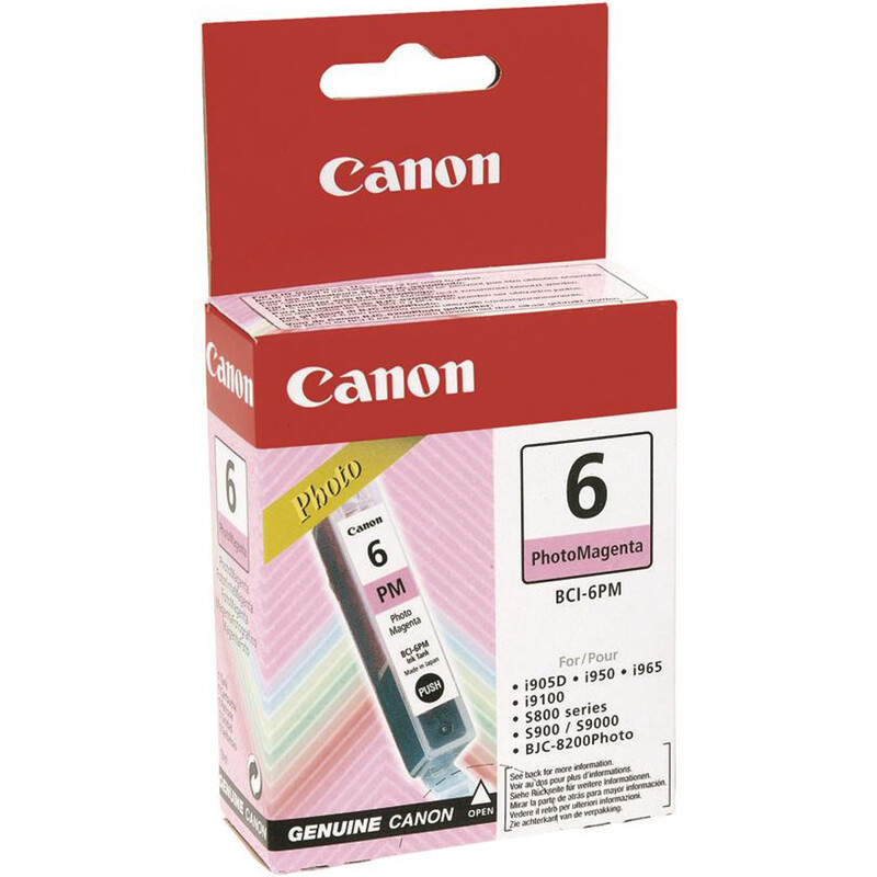 Canon BCI-6PM Photo magenta 13ml