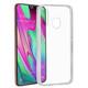 Felixx Back Hybrid Samsung Galaxy A40 transparent