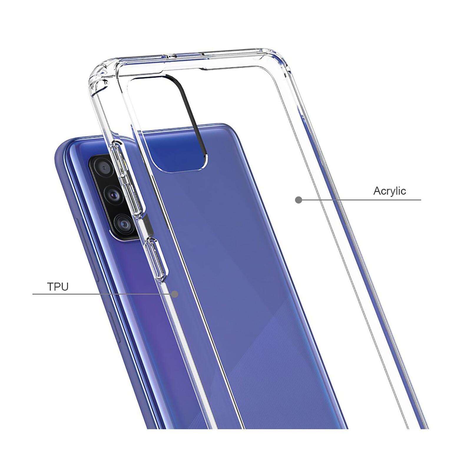 Felixx Back Hybrid Samsung Galaxy A41 transparent